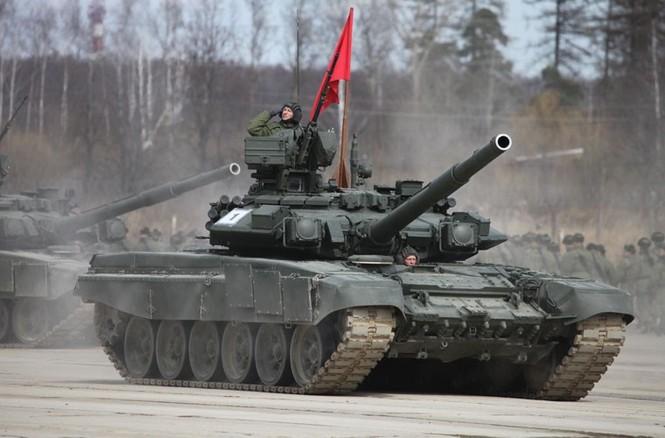 Nga phô trương vũ khí cho Ngày chiến thắng - ảnh 5