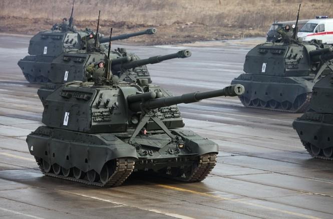 Nga phô trương vũ khí cho Ngày chiến thắng - ảnh 7