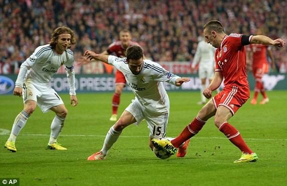 Bayern–Real (0-4): Phế truất 'Hùm xám' - ảnh 3
