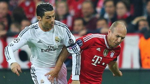 Bayern–Real (0-4): Phế truất 'Hùm xám' - ảnh 1