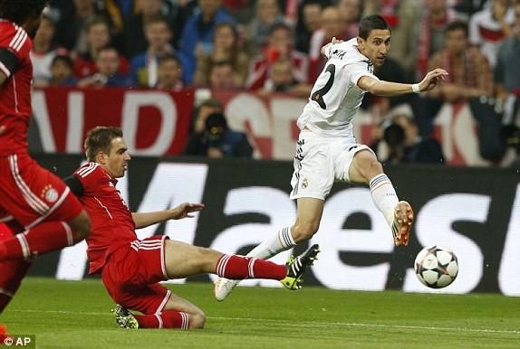 Bayern–Real (0-4): Phế truất 'Hùm xám' - ảnh 9
