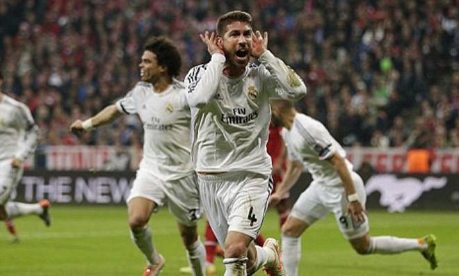Bayern–Real (0-4): Phế truất 'Hùm xám' - ảnh 2