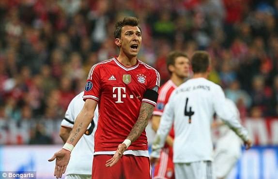 Bayern–Real (0-4): Phế truất 'Hùm xám' - ảnh 5