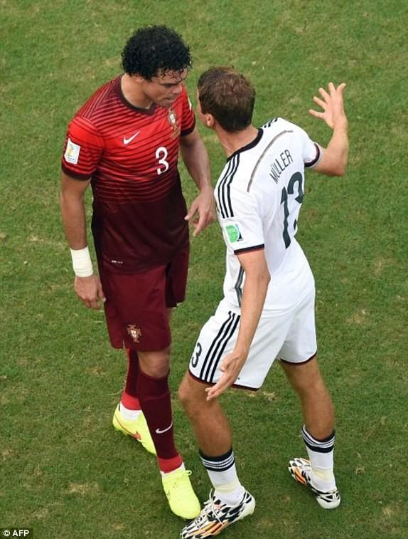 Đức – Bồ Đào Nha (4-0): Nát vụn dưới xích xe tăng - ảnh 14