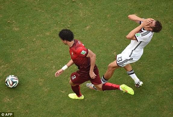 Đức – Bồ Đào Nha (4-0): Nát vụn dưới xích xe tăng - ảnh 15