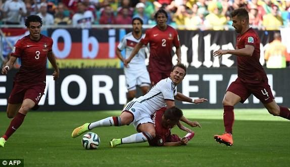 Đức – Bồ Đào Nha (4-0): Nát vụn dưới xích xe tăng - ảnh 17