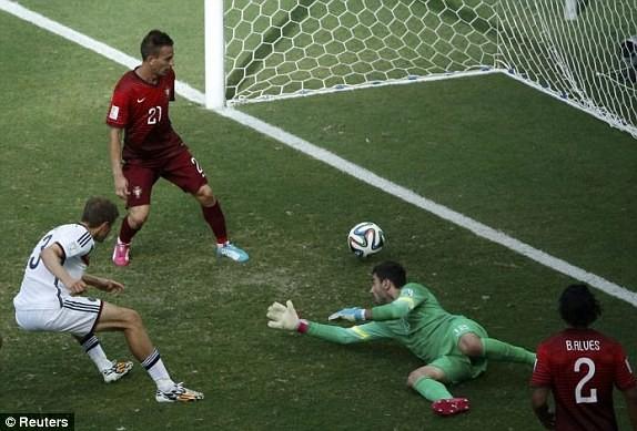 Đức – Bồ Đào Nha (4-0): Nát vụn dưới xích xe tăng - ảnh 3