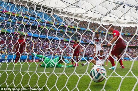 Đức – Bồ Đào Nha (4-0): Nát vụn dưới xích xe tăng - ảnh 4