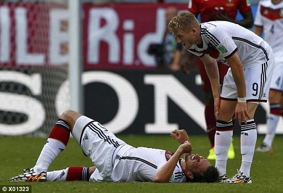 Đức – Bồ Đào Nha (4-0): Nát vụn dưới xích xe tăng - ảnh 5