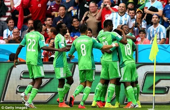 Argentina - Nigeria (3-2): Bão lốc Albicelestes - ảnh 12