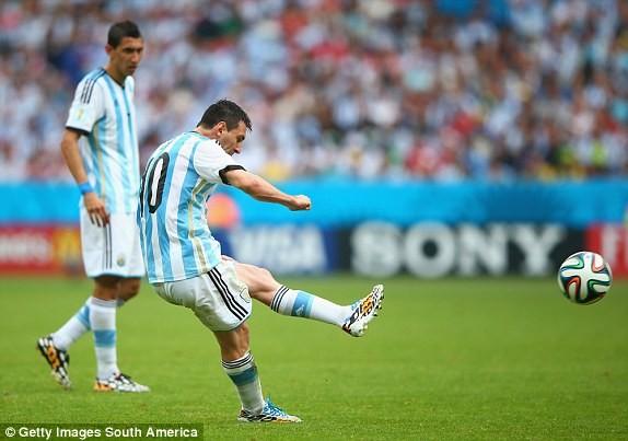 Argentina - Nigeria (3-2): Bão lốc Albicelestes - ảnh 8