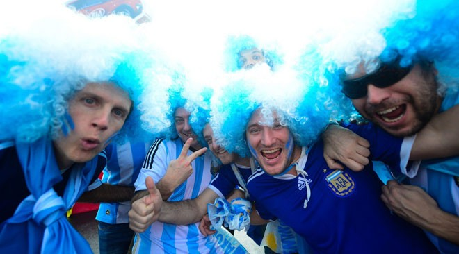 Argentina - Nigeria (3-2): Bão lốc Albicelestes - ảnh 19