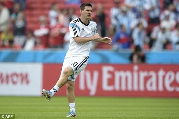 Argentina - Nigeria (3-2): Bão lốc Albicelestes - ảnh 17