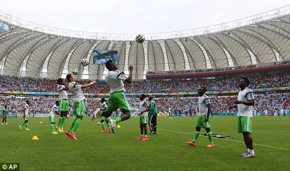 Argentina - Nigeria (3-2): Bão lốc Albicelestes - ảnh 16