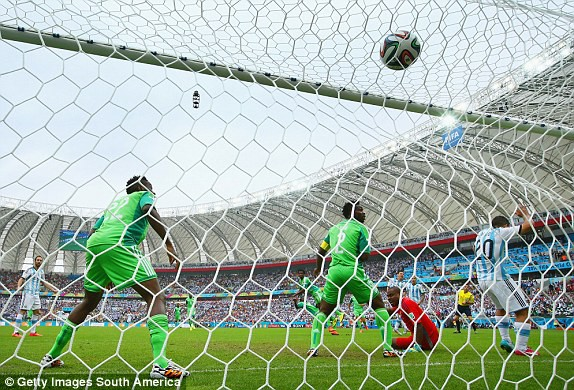 Argentina - Nigeria (3-2): Bão lốc Albicelestes - ảnh 14