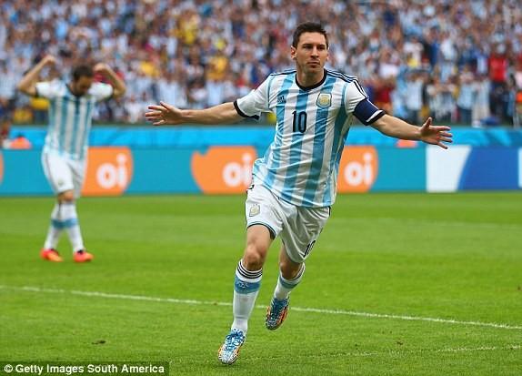 Argentina - Nigeria (3-2): Bão lốc Albicelestes - ảnh 15