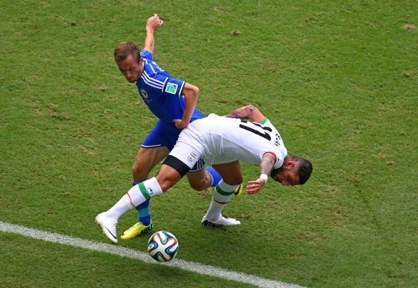 Argentina - Nigeria (3-2): Bão lốc Albicelestes - ảnh 13