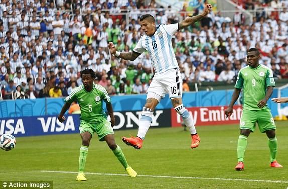 Argentina - Nigeria (3-2): Bão lốc Albicelestes - ảnh 3