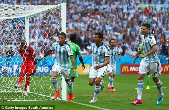 Argentina - Nigeria (3-2): Bão lốc Albicelestes - ảnh 4