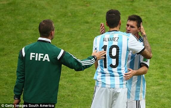 Argentina - Nigeria (3-2): Bão lốc Albicelestes - ảnh 5