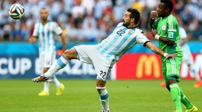Argentina - Nigeria (3-2): Bão lốc Albicelestes - ảnh 2