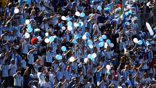 Argentina – Thụy Sĩ (1-0): 'Giải cứu' điệu Tango - ảnh 14