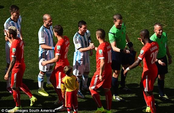 Argentina – Thụy Sĩ (1-0): 'Giải cứu' điệu Tango - ảnh 17