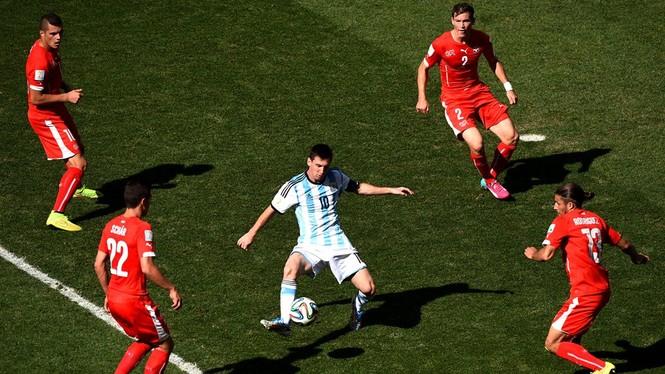 Argentina – Thụy Sĩ (1-0): 'Giải cứu' điệu Tango - ảnh 10