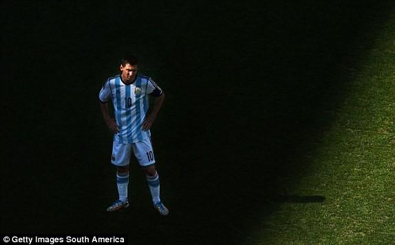 Argentina – Thụy Sĩ (1-0): 'Giải cứu' điệu Tango - ảnh 3
