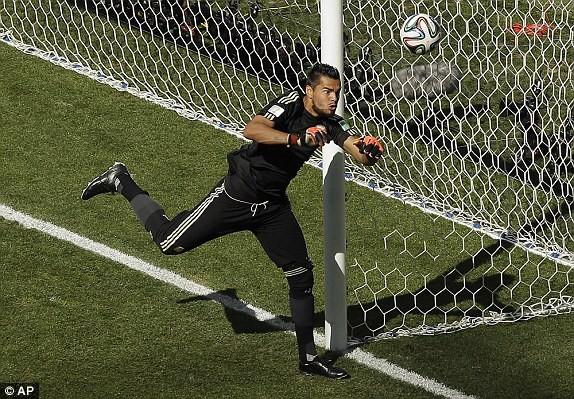 Argentina – Thụy Sĩ (1-0): 'Giải cứu' điệu Tango - ảnh 9