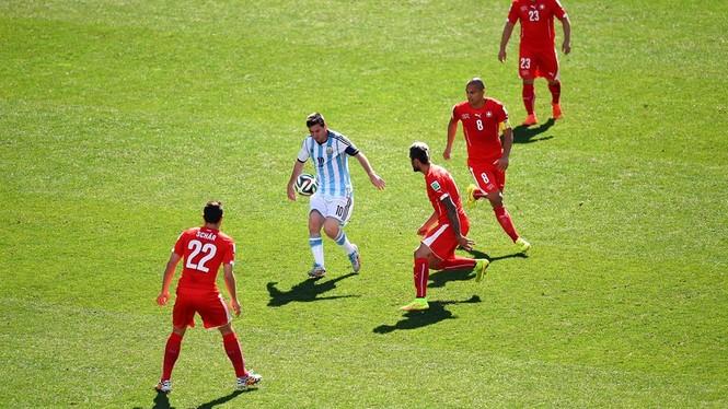 Argentina – Thụy Sĩ (1-0): 'Giải cứu' điệu Tango - ảnh 5