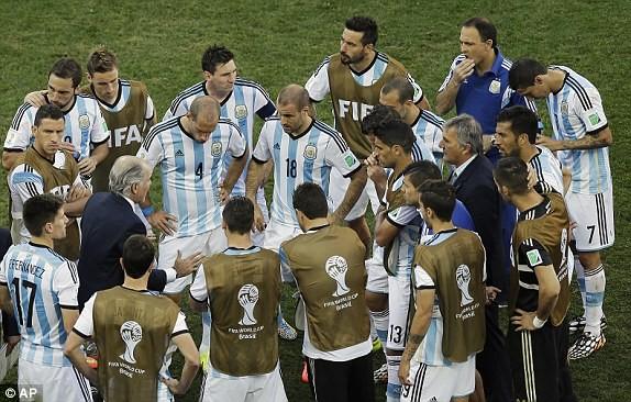 Argentina – Thụy Sĩ (1-0): 'Giải cứu' điệu Tango - ảnh 2