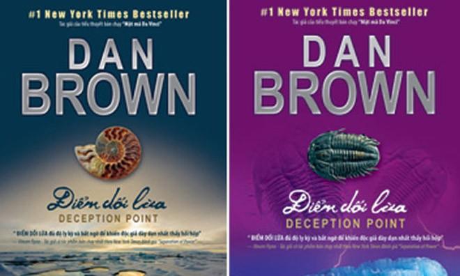 Tái bản ba tác phẩm nổi tiếng của Dan Brown - ảnh 1