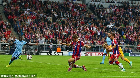 Bayern vs Man City (1-0): Đòn đau từ cố nhân - ảnh 12