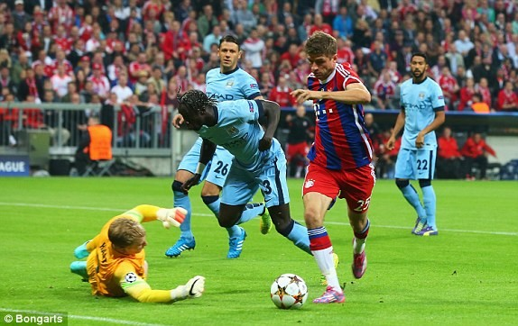 Bayern vs Man City (1-0): Đòn đau từ cố nhân - ảnh 5