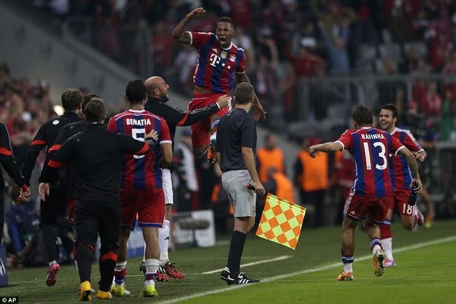 Bayern vs Man City (1-0): Đòn đau từ cố nhân - ảnh 3