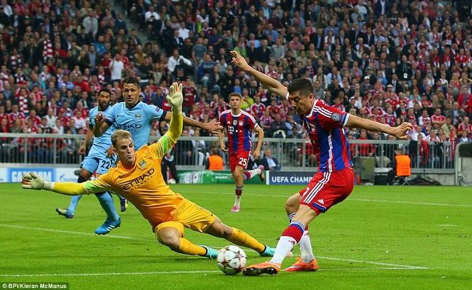 Bayern vs Man City (1-0): Đòn đau từ cố nhân - ảnh 1