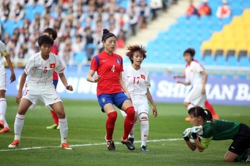 Việt Nam vs Hàn Quốc (0-3): Vỡ mộng huy chương - ảnh 4