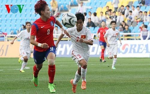 Việt Nam vs Hàn Quốc (0-3): Vỡ mộng huy chương - ảnh 3