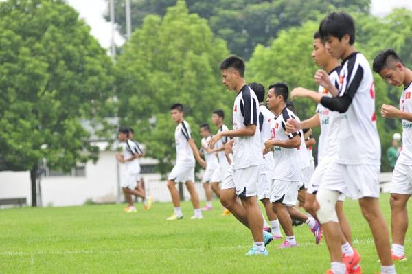 U19 Việt Nam: Khi giấc mơ không bị đánh thuế - ảnh 1