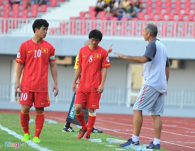 U19 Việt Nam bất ngờ hủy tập trước trận gặp Trung Quốc - ảnh 1