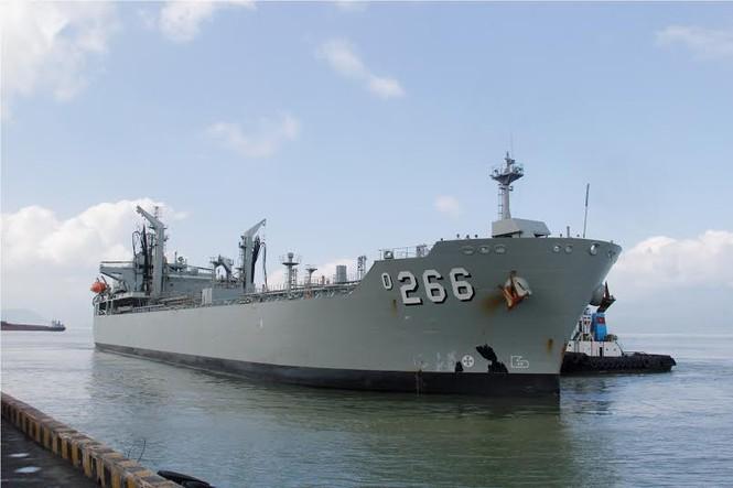 Nhìn gần tàu Hải quân Australia thăm Đà Nẵng - ảnh 4