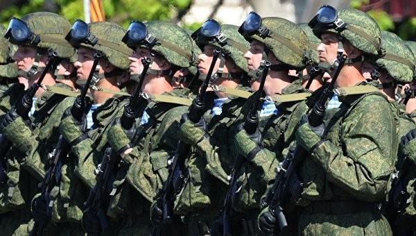 Hùng tráng lễ duyệt binh mừng Ngày Chiến thắng ở Nga - ảnh 23
