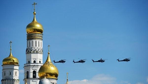 Hùng tráng lễ duyệt binh mừng Ngày Chiến thắng ở Nga - ảnh 33