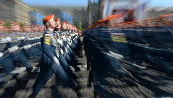 Hùng tráng lễ duyệt binh mừng Ngày Chiến thắng ở Nga - ảnh 26