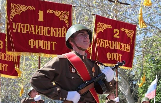 Hùng tráng lễ duyệt binh mừng Ngày Chiến thắng ở Nga - ảnh 9