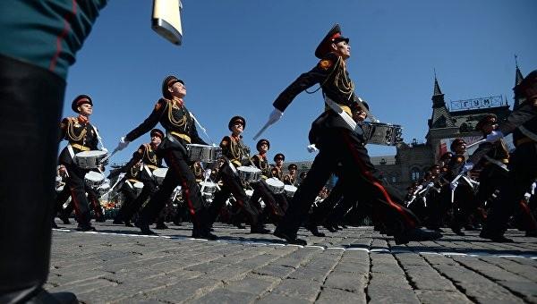 Hùng tráng lễ duyệt binh mừng Ngày Chiến thắng ở Nga - ảnh 24