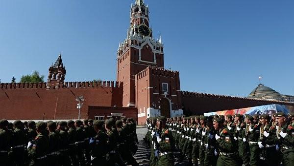 Hùng tráng lễ duyệt binh mừng Ngày Chiến thắng ở Nga - ảnh 27