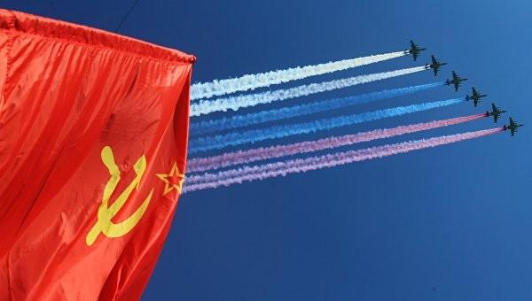 Hùng tráng lễ duyệt binh mừng Ngày Chiến thắng ở Nga - ảnh 36