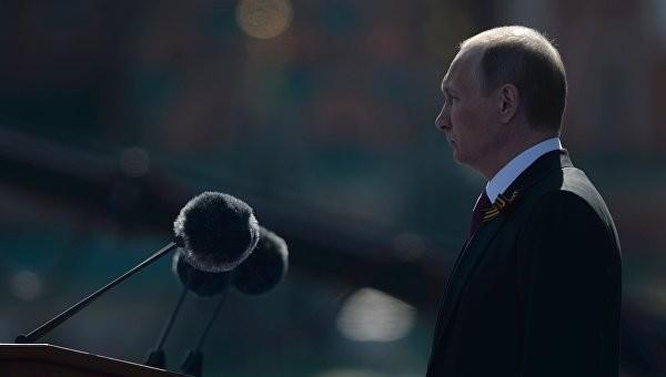 Hùng tráng lễ duyệt binh mừng Ngày Chiến thắng ở Nga - ảnh 21